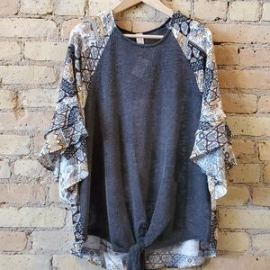 CY Fashion Boho Lightweight Sweater